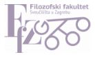 Faculty of Humanities and Social Sciences, Zagreb